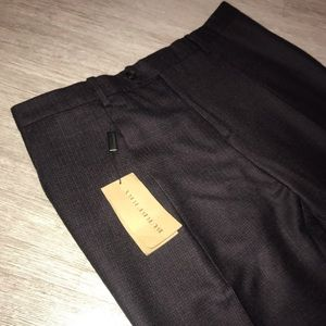 NWT Authentic Burberry Wool Pants